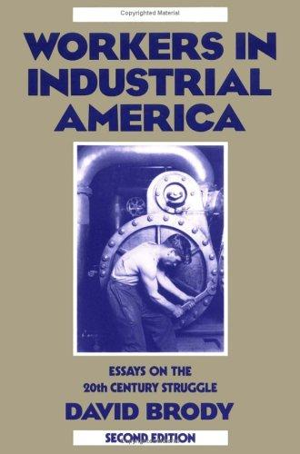 Workers in industrial America