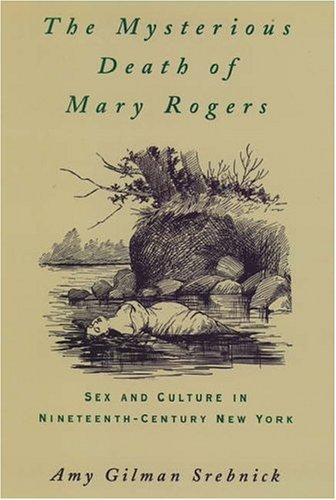 Download The mysterious death of Mary Rogers