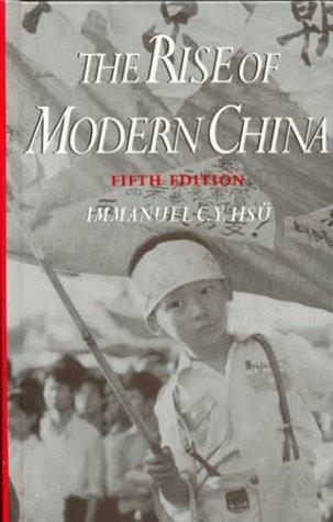 Download The rise of modern China