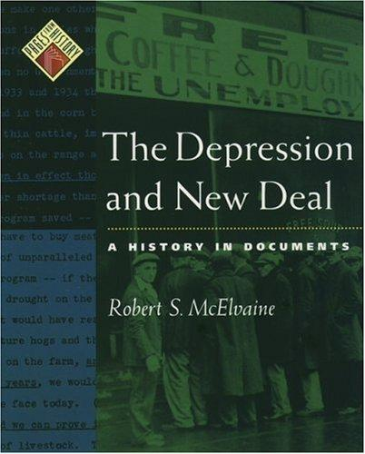 The Depression and New Deal by Robert S. McElvaine