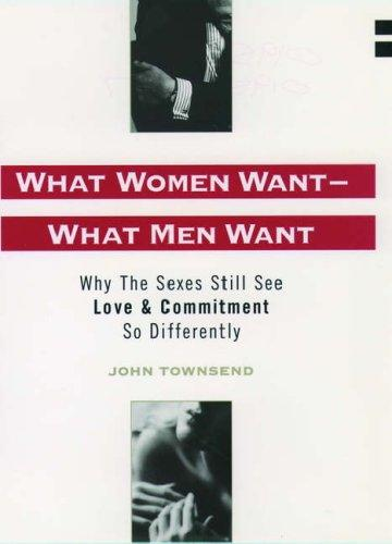 What women want–what men want