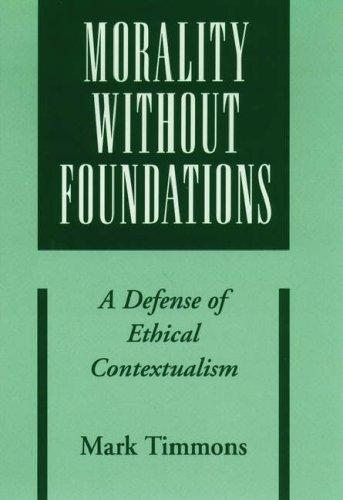 Download Morality without foundations