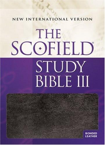 Download The ScofieldRG Study Bible III, NIV
