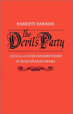 Download The devil's party