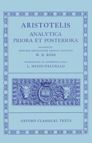 Analytica Priora et Posteriora