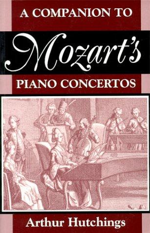 Download A companion to Mozart's piano concertos