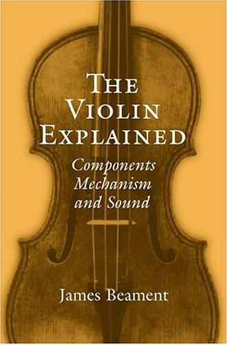 Download The violin explained