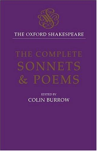 Download The complete sonnets and poems