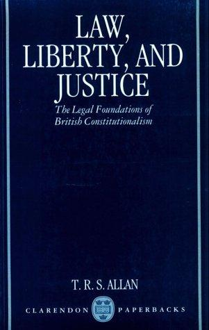 Download Law, liberty, and justice