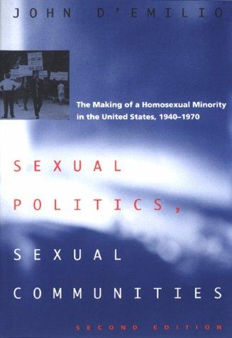 Download Sexual politics, sexual communities