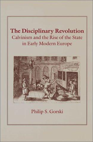 Download The Disciplinary Revolution