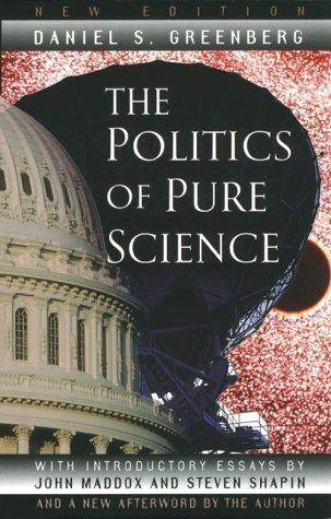 Download The politics of pure science