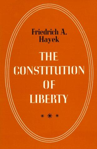 Download The Constitution of Liberty
