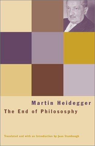 Download The end of philosophy