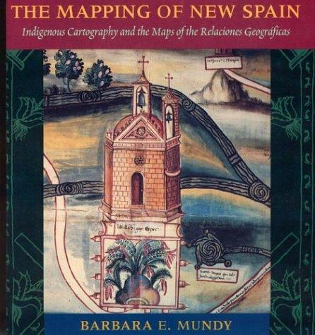 Download The Mapping of New Spain