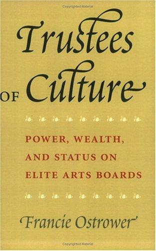 Download Trustees of Culture