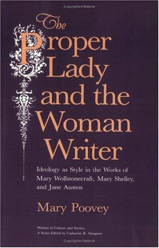 Download The Proper Lady and the Woman Writer