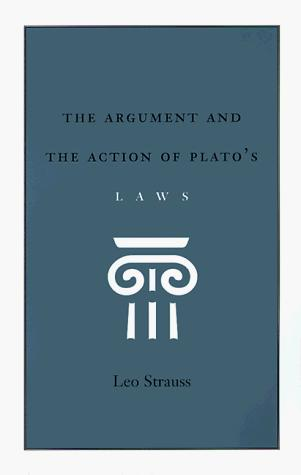 Download The Argument and the Action of Plato's Laws