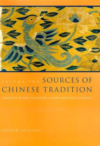 Download Sources of Chinese tradition