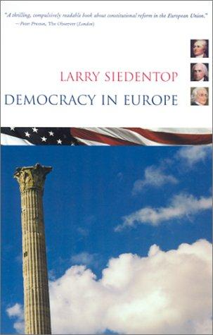 Download Democracy in Europe