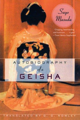 Download Autobiography of a Geisha