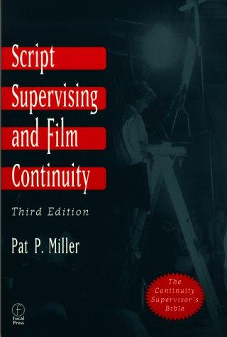 Download Script supervising and film continuity
