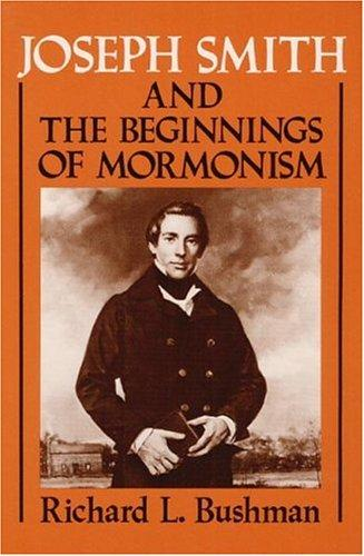 Download Joseph Smith and the beginnings of Mormonism