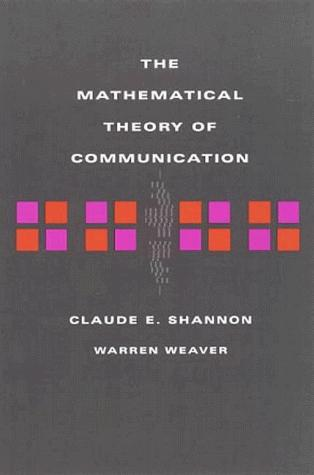 Download The mathematical theory of communication