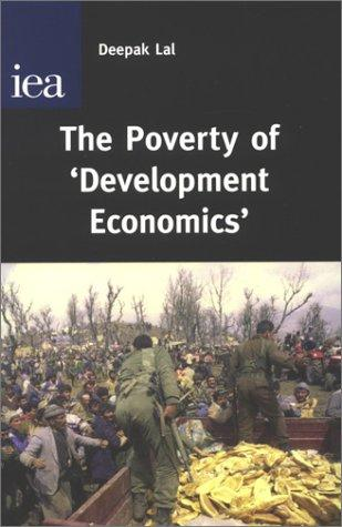 Poverty of 'Development Economics