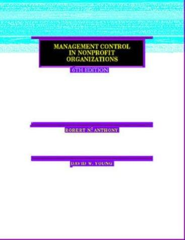 Download Management control in nonprofit organizations