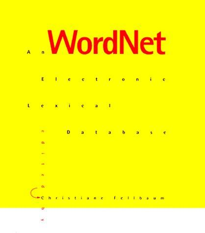 Image for WordNet: An Electronic Lexical Database (Language, Speech, and Communication)