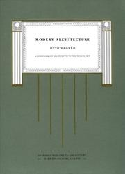 Modern Architecture A Guidebook For His Students To This Field Of Art PDF Download