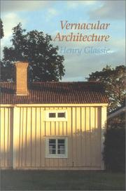 Vernacular Architecture PDF Download