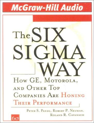 Download The Six Sigma Way