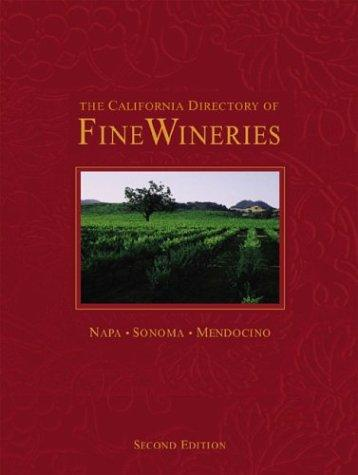 Download The California Directory Of Fine Wineries
