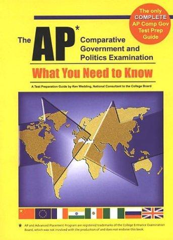 The AP Comparative Government and Politics Examination