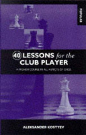 Download 40 Lessons for the Club Player