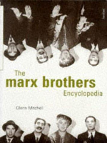Download The Marx Brothers Encyclopedia
