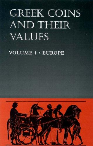 Greek Coins and Their Values Vol 1: Europe, Sear, David R.