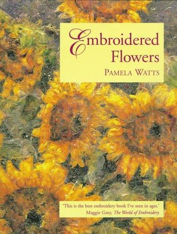 Download Embroidered Flowers