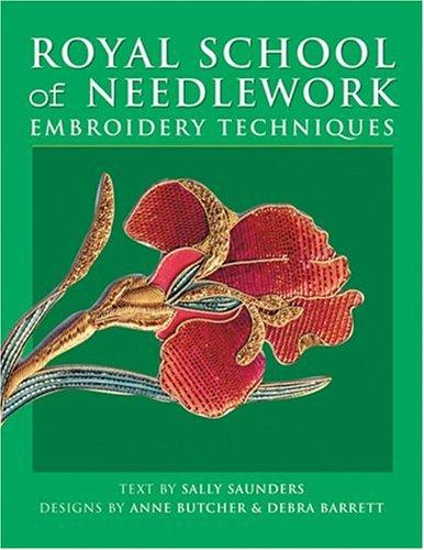 Download Royal School of Needlework Embroidery Techniques