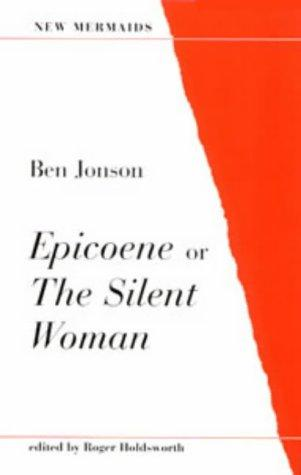 Download Epicoene or The Silent Woman
