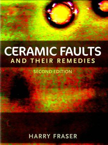 Download Ceramic Faults and Their Remedies