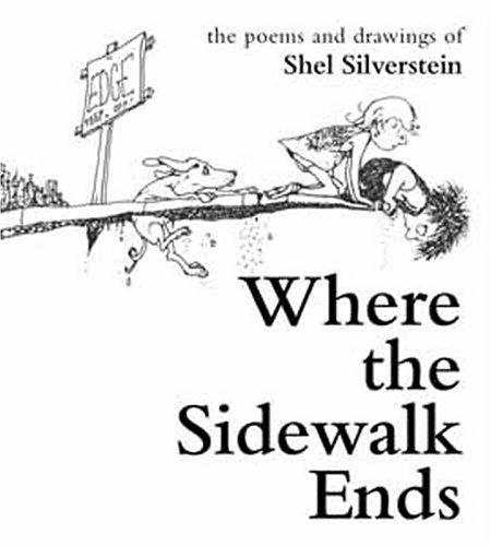 A Where the Sidewalk Ends