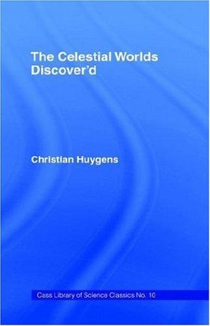 Download Celestial Worlds Discovered (Cass Library of Science Classics)