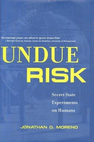 Download Undue risk