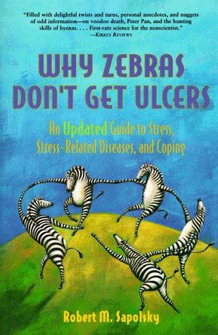 Download Why zebras don't get ulcers