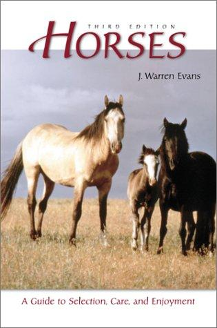 Download Horses, 3rd Edition