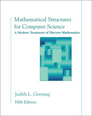 Download Mathematical Structures for Computer Science