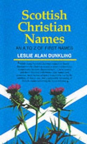 Scottish Christian Names
